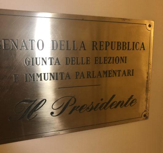 Depositato alla Giunta delle elezioni del Senato il ricorso avverso la proclamazione di una candidata in Umbria nel seggio spettante alla regione Sicilia.