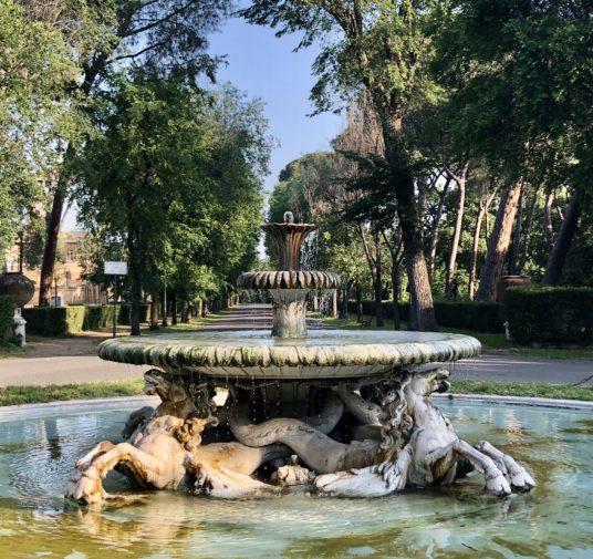 Villa Borghese e la celebre Sentenza del 9.3.1887 della Cassazione romana.
